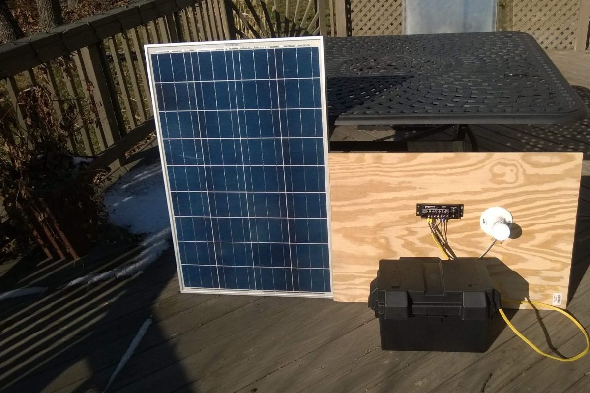 Ways Shade Affect Your Solar Lighting System